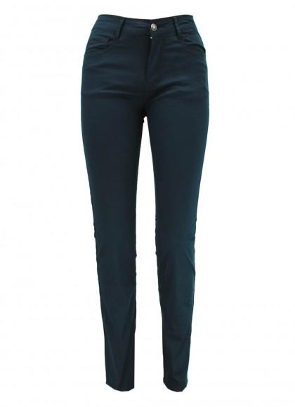 Pantaloni dama Realize albastru inchis