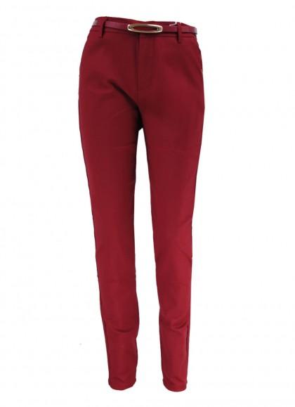 Pantaloni dama visini marime mare M.Sarah Fashion