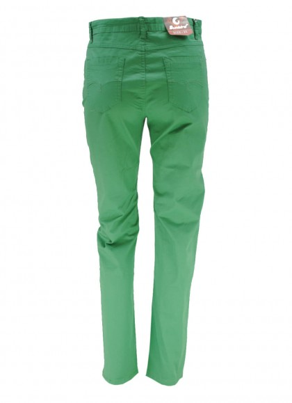 Pantaloni dama model clasic verde